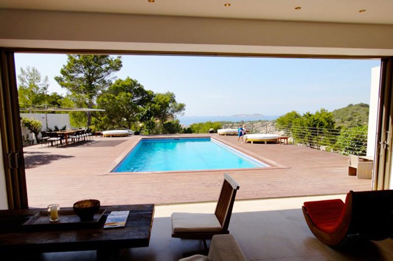 Alquiler de Villa en Cala Vadella Ibiza (Ref. 862) - 23