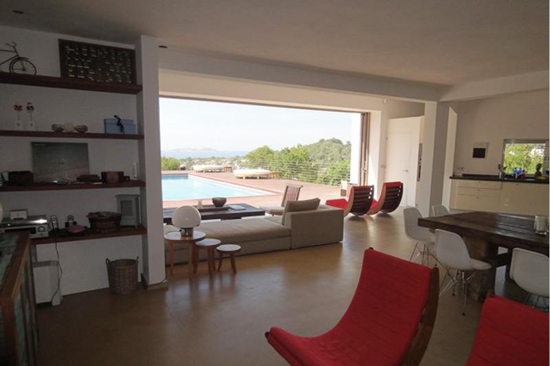Alquiler de Villa en Cala Vadella Ibiza (Ref. 862) - 24