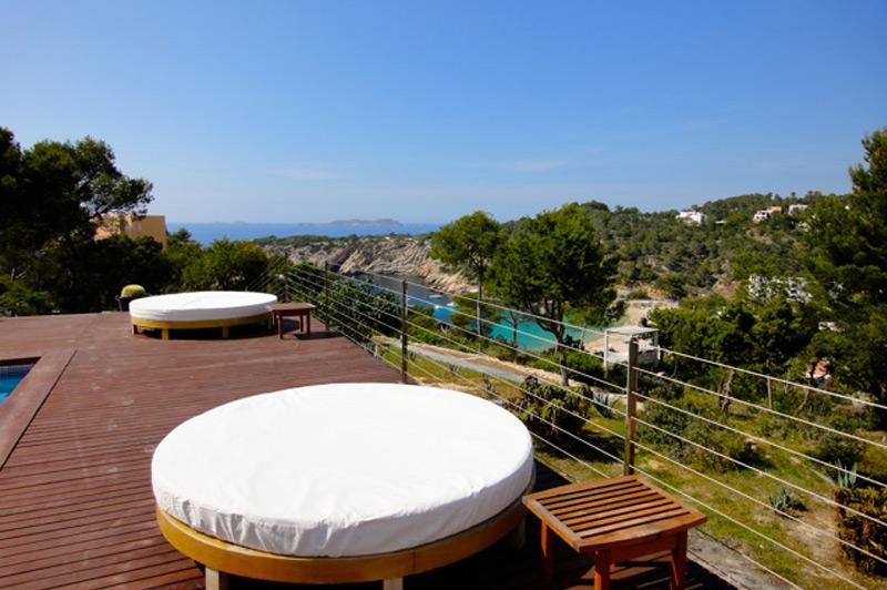 Alquiler de Villa en Cala Vadella Ibiza (Ref. 862) - 3