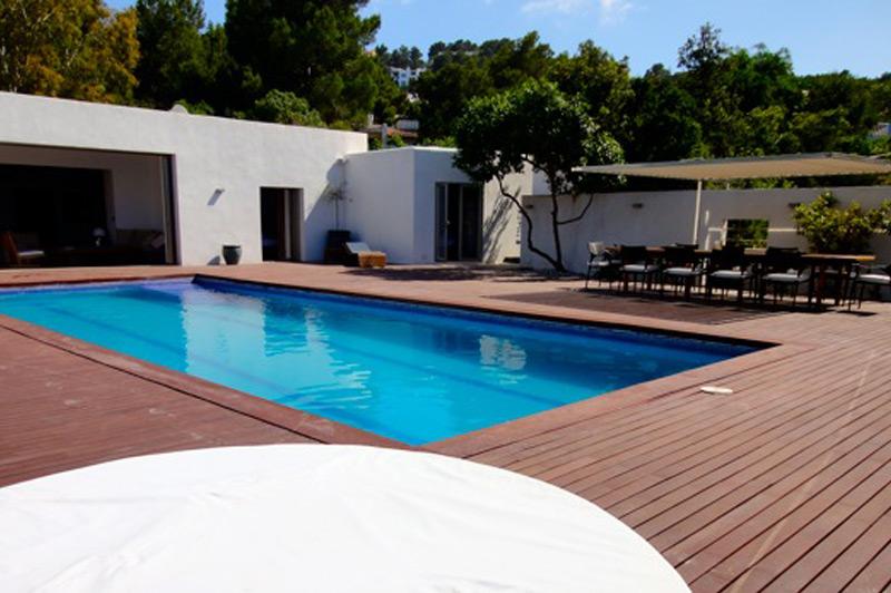 Alquiler de Villa en Cala Vadella Ibiza (Ref. 862) - 4