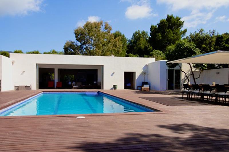 Alquiler de Villa en Cala Vadella Ibiza (Ref. 862) - 5