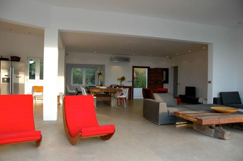 Alquiler de Villa en Cala Vadella Ibiza (Ref. 862) - 9