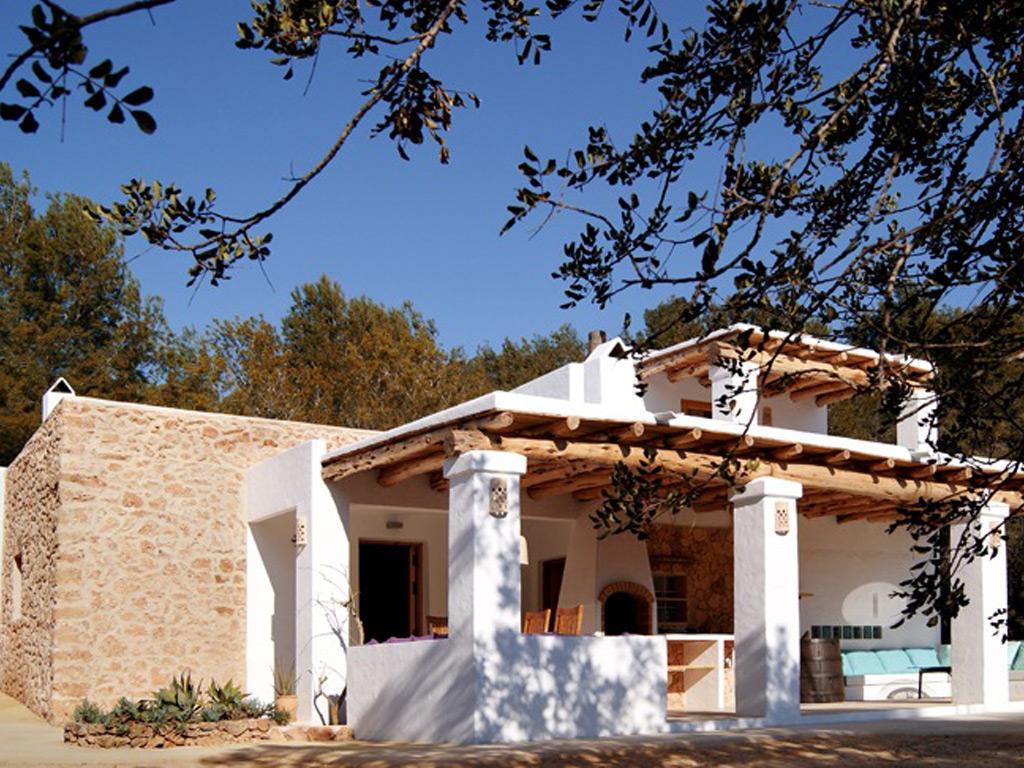 Alquiler Villa en Cala Vadella Ibiza, Ref. 911 - 0
