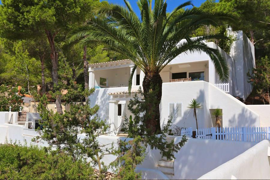 Alquiler de Villa en Es Cubells (IBIZA) Ref. 915 - 0