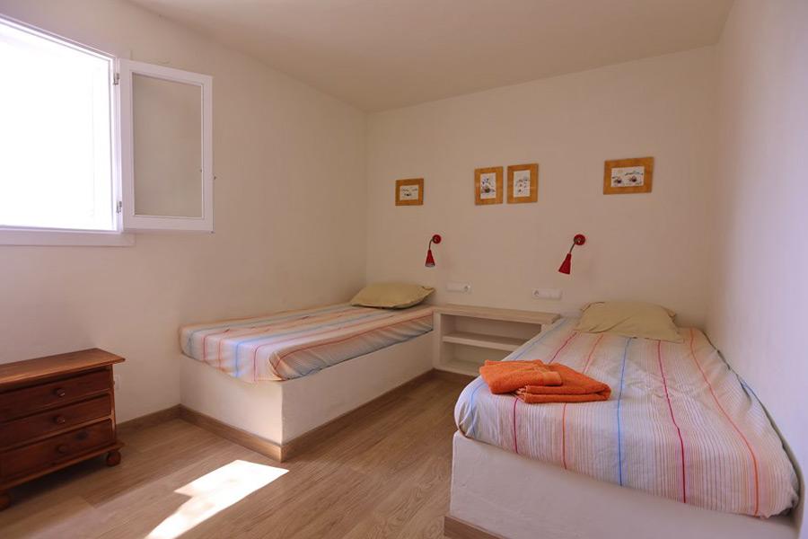 Alquiler de Villa en Es Cubells (IBIZA) Ref. 915 - 23