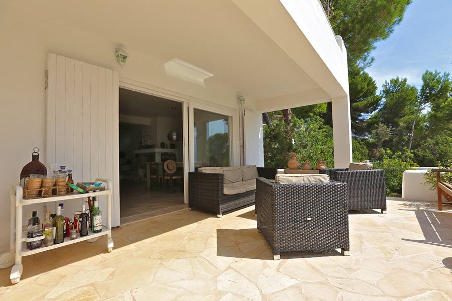 Alquiler de Villa en Es Cubells (IBIZA) Ref. 915 - 29