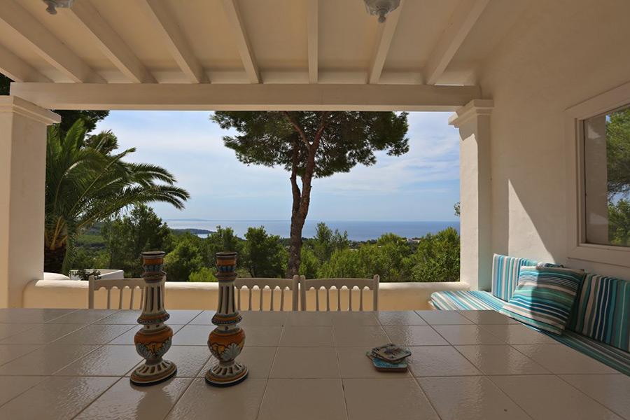 Alquiler de Villa en Es Cubells (IBIZA) Ref. 915 - 31
