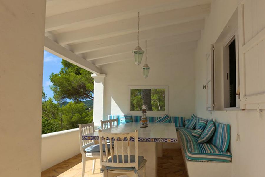 Alquiler de Villa en Es Cubells (IBIZA) Ref. 915 - 32