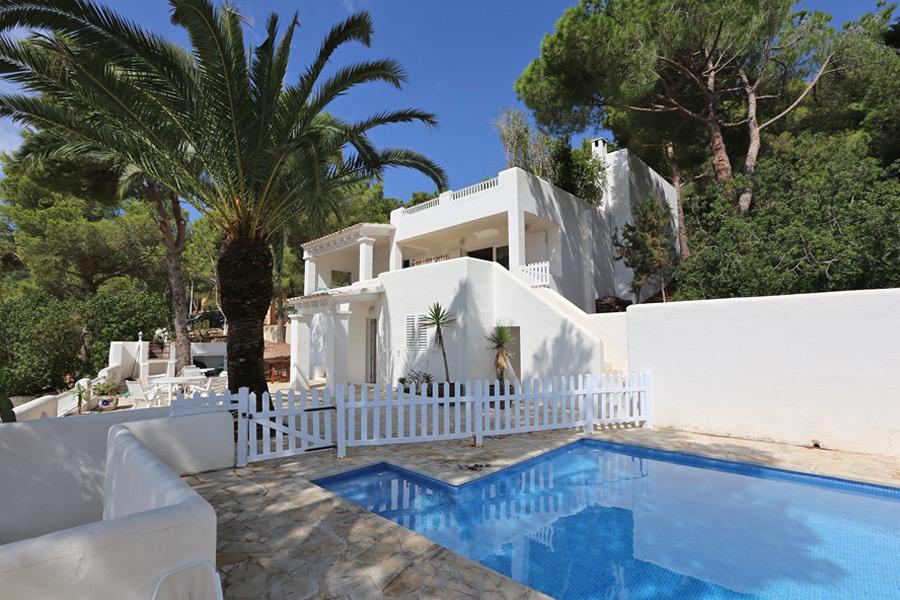 Alquiler de Villa en Es Cubells (IBIZA) Ref. 915 - 33