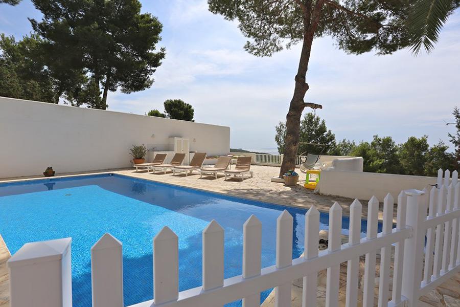 Alquiler de Villa en Es Cubells (IBIZA) Ref. 915 - 35