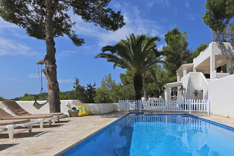 Alquiler de Villa en Es Cubells (IBIZA) Ref. 915 - 36