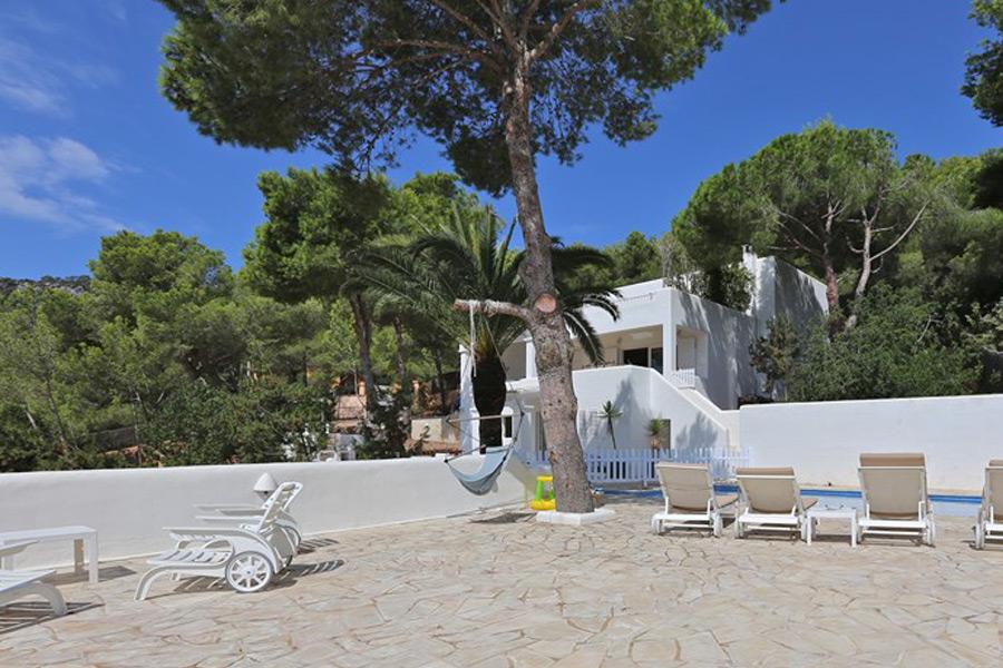 Alquiler de Villa en Es Cubells (IBIZA) Ref. 915 - 38