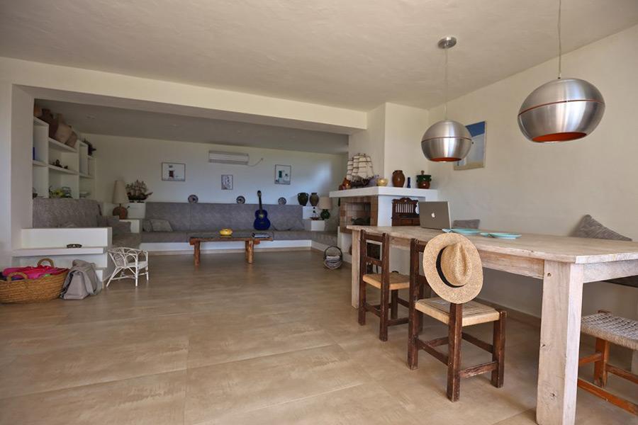 Alquiler de Villa en Es Cubells (IBIZA) Ref. 915 - 5