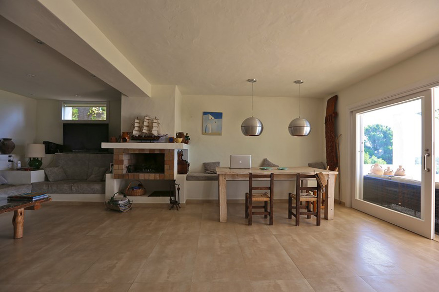 Alquiler de Villa en Es Cubells (IBIZA) Ref. 915 - 6