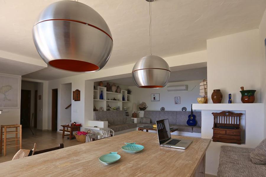 Alquiler de Villa en Es Cubells (IBIZA) Ref. 915 - 7