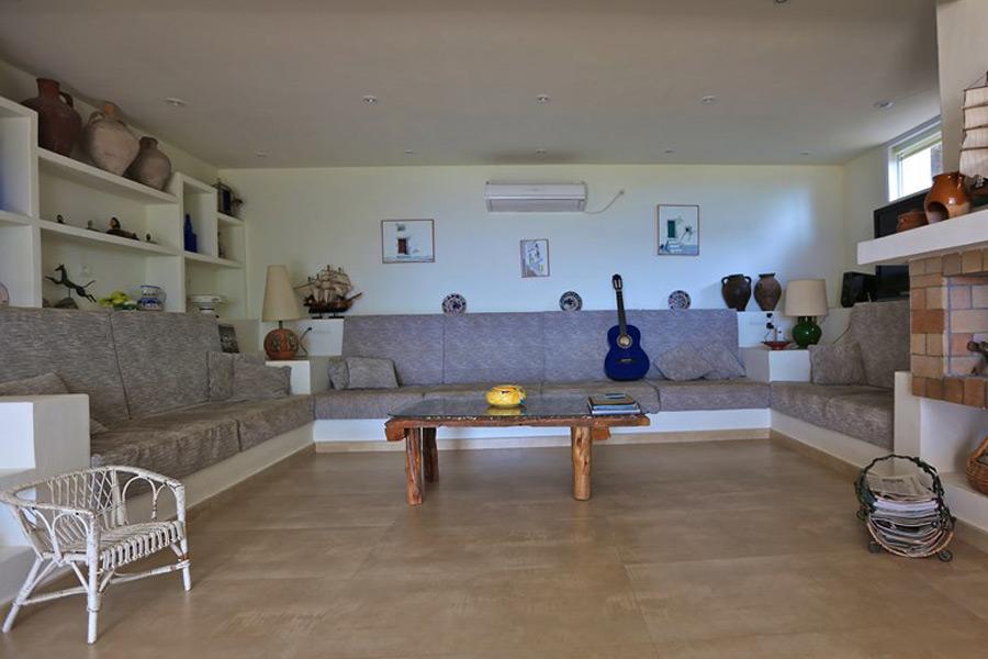 Alquiler de Villa en Es Cubells (IBIZA) Ref. 915 - 8