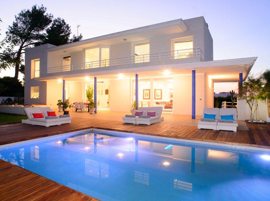Villa en Alquiler en Ibiza: Sant Agustín - Ref. 920 - 0