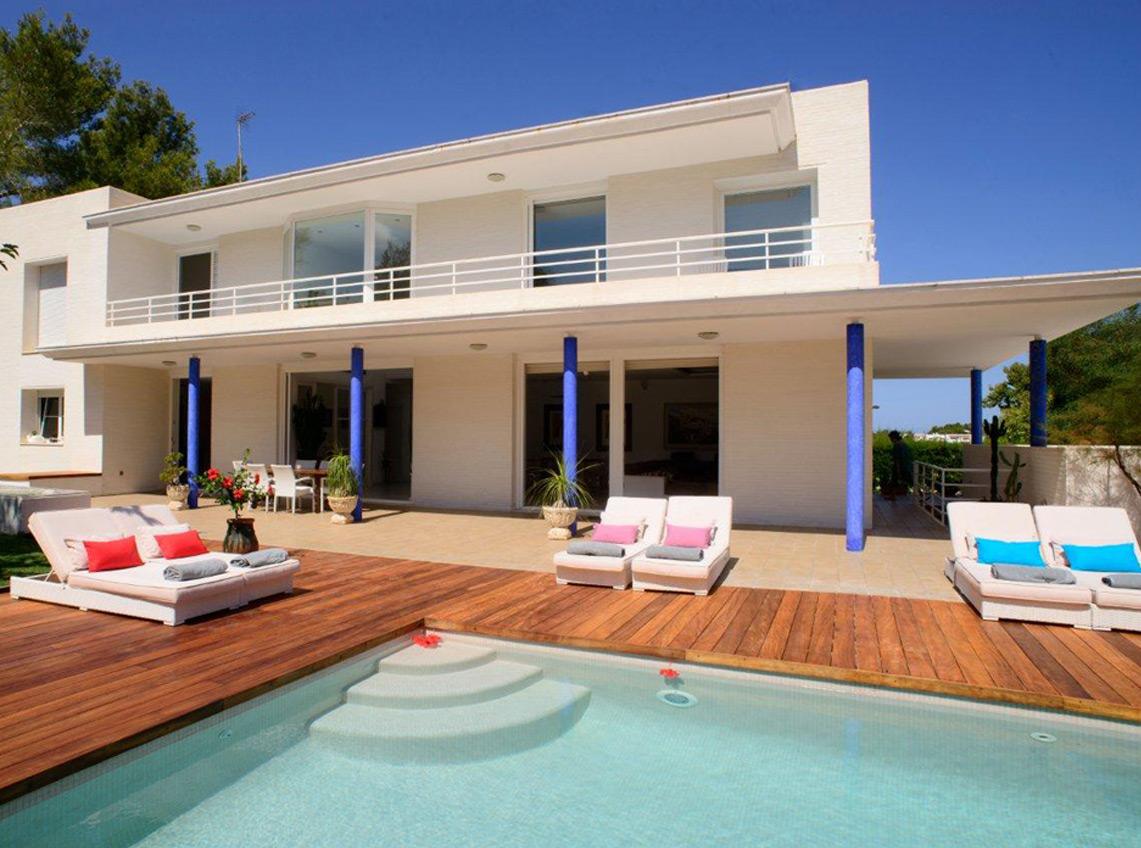 Villa en Alquiler en Ibiza: Sant Agustín - Ref. 920 - 2