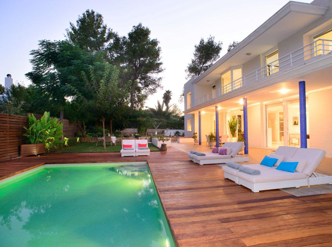 Villa en Alquiler en Ibiza: Sant Agustín - Ref. 920 - 23