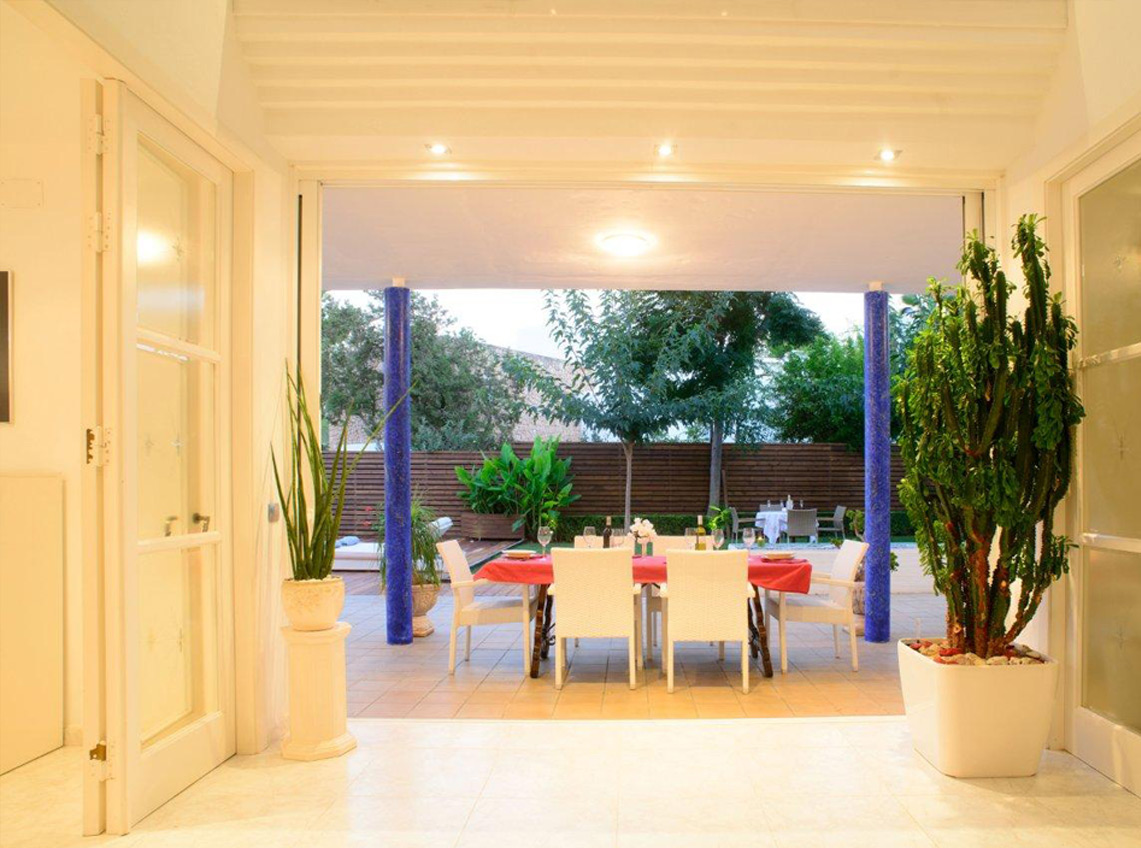 Villa en Alquiler en Ibiza: Sant Agustín - Ref. 920 - 26