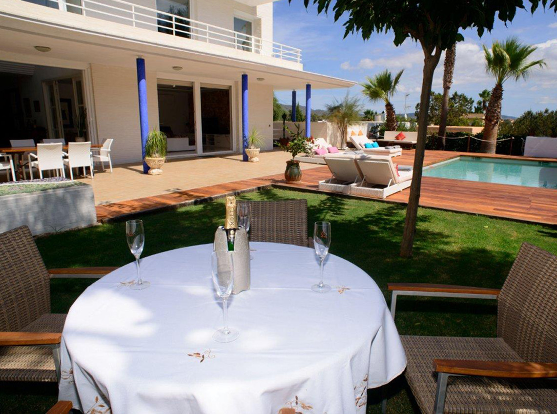Villa en Alquiler en Ibiza: Sant Agustín - Ref. 920 - 30