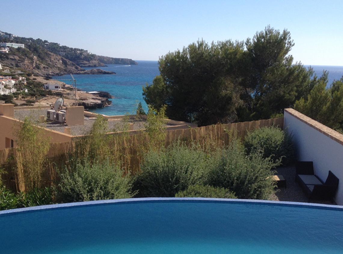 Alquiler Casa en Cala Tarida (Ibiza) Ref. 930 - 1