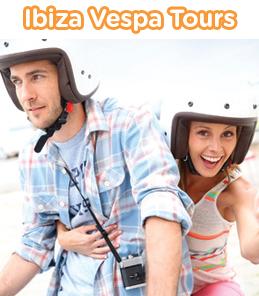 Ibiza Vespa Tours: Excursiones en Scooter con guía