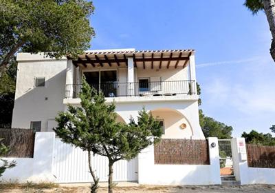 Villa en alquiler en Cala Bassa Ibiza