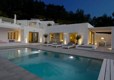 Alquiler de Villa en Cala Tarida - Ibiza