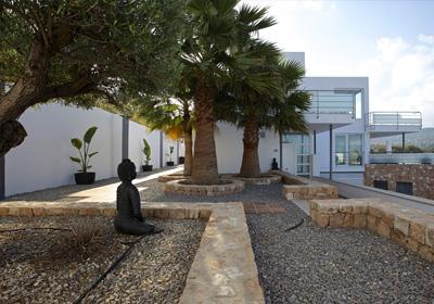 Alquiler de Villa Cala Tarida Ibiza
