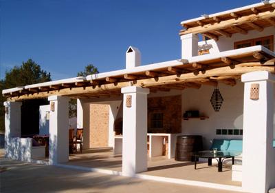 Alquiler de Villa en Cala Vadella Ibiza