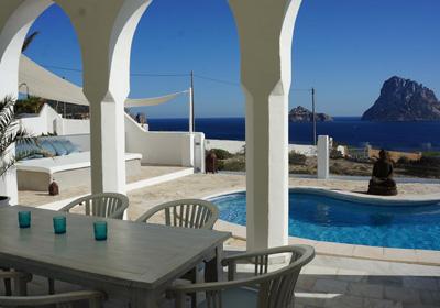 Alquiler Villa en Cala Carbó - Ibiza