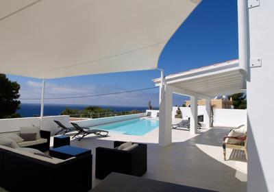 Alquiler de Villa en Cala Conta - Ibiza