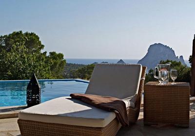 Alquiler de Villa en Cala d´Hort Ibiza