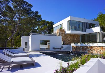 Alquiler de Villa en Cala Molí - Ibiza