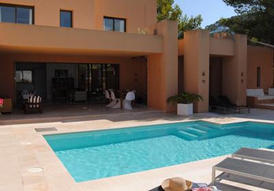 Alquiler de Villa en Caló den Real - Ibiza