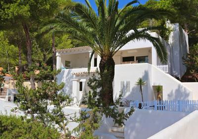 Alquiler de Villa en Es Cubells, Ibiza