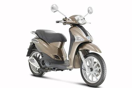 Piaggio Liberty 125cc (Ibiza)