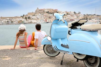 Ibiza Vespa Tours