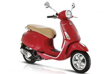 Scooter Piaggio Vespa Primavera 125cc Ibiza