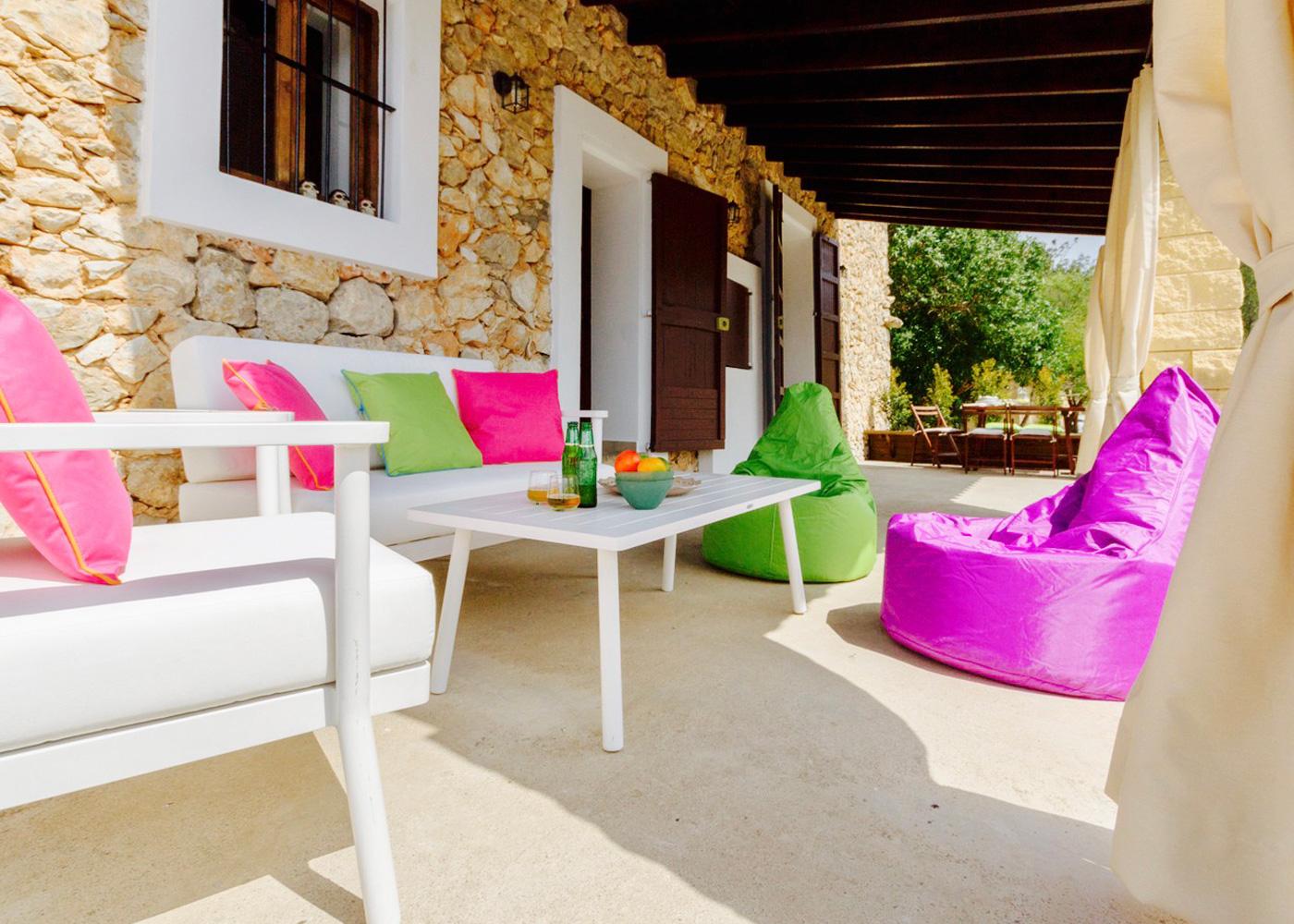 Alquiler de Villa en Benimussa / Ibiza